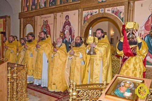 78-ю годовщину отметила настоятельница Горненского монастыря игумения Георгия