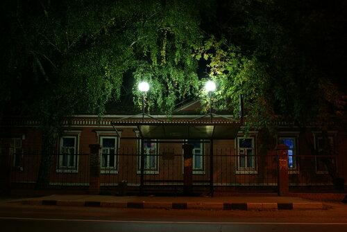 Ликино-Дулёво. Больница