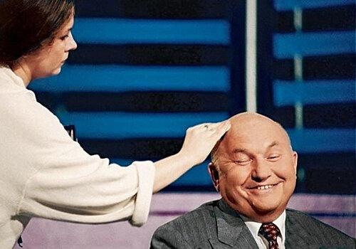 Мэрский макияж перед эфиром