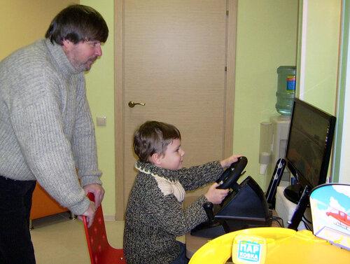Дети лечатся играючи