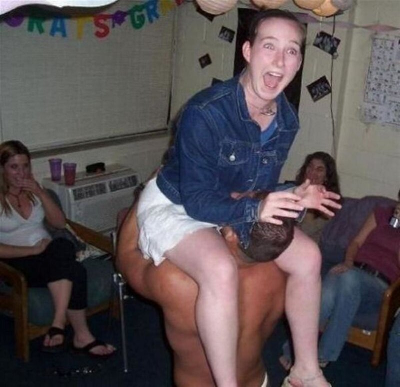 Пьяную девушку оттарабанили 6 фотография