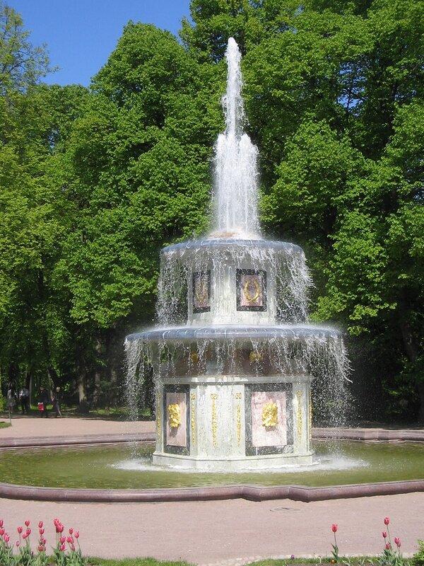 Fountains of Peterhof Palace, Lower Gardens