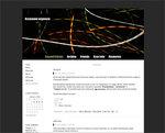 Дизайн для ЖЖ: Линии (S2). Дизайны для livejournal. Дизайны для Живого журнала. Оформление ЖЖ. Бесплатные стили. Авторские дизайны для ЖЖ