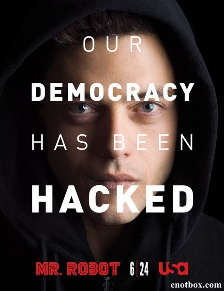 Мистер Робот / Mr. Robot - Полный 1 сезон [2015, WEB-DLRip | WEB-DL 720p, 1080p] (LostFilm | NewStudio)