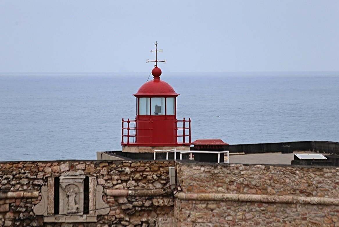 Назаре. Форт Сау Мигел Арканжу (Forte de S. Miguel Arcanjo)