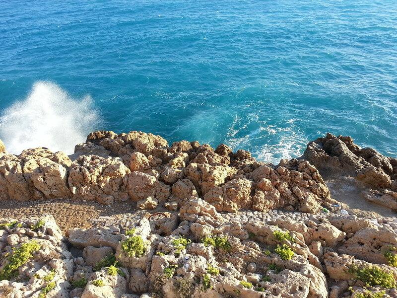 Ницца и Канны, неспешный сентябрь на Лазурном берегу