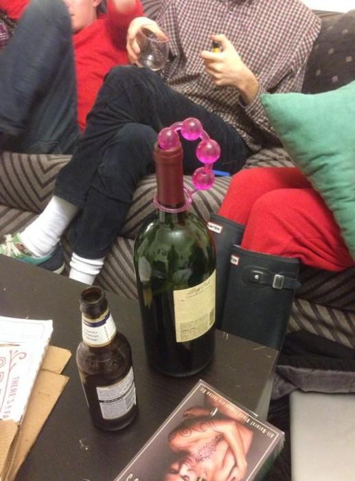 Типичные будни студенческого общежития