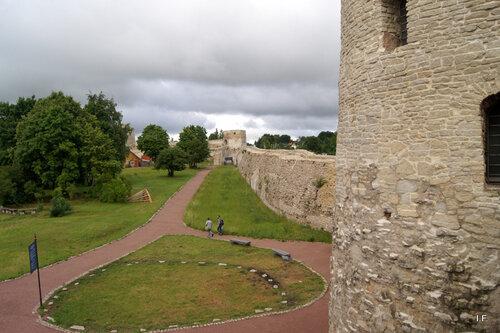 Непобеждённая крепость
