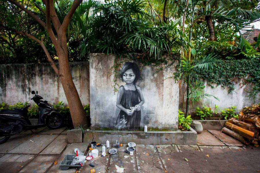 Captivating Murals in Malaysia