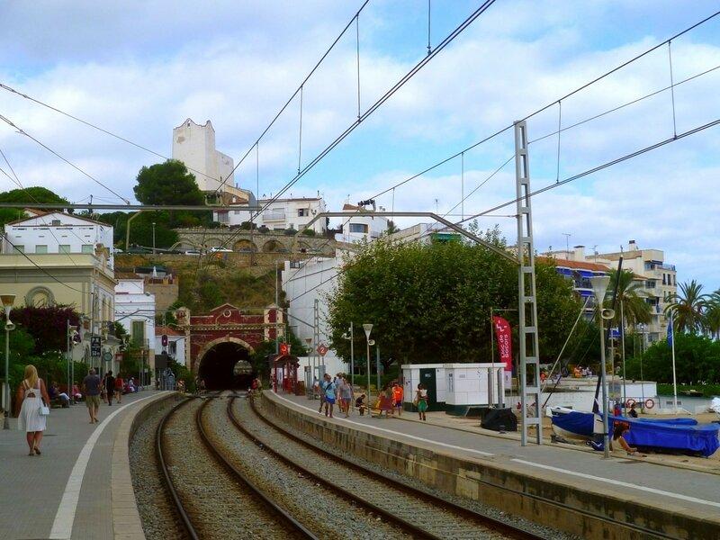 Испания, Сан Поль де Мар (Spain, Sant Pol de Mar)