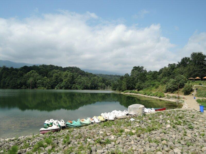 озеро Алималат