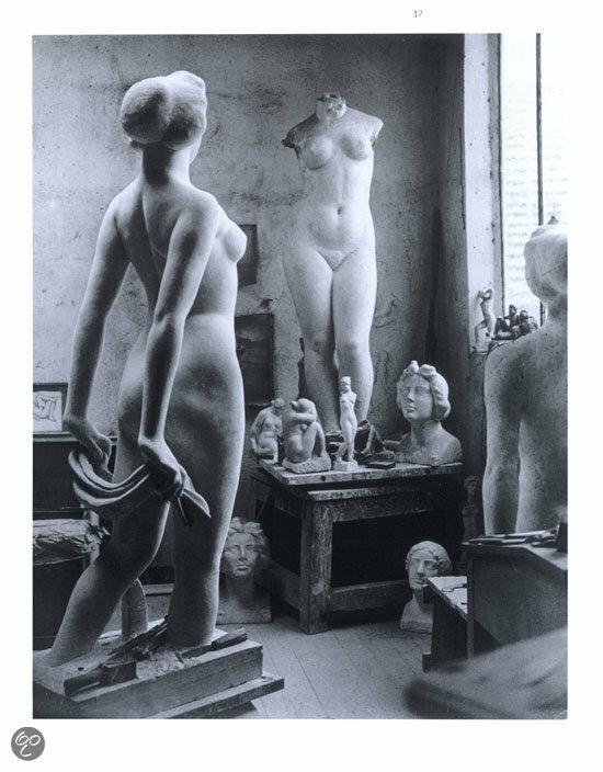 1936. «Иль де Франс» и «Ожерелье Венеры» в мастерской Аристида Майоля