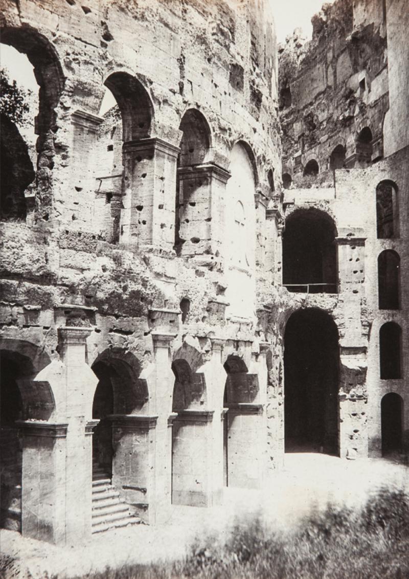 Колизей (фрагмент) 1860