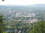 Вид на город с горы Малая Кизиловка