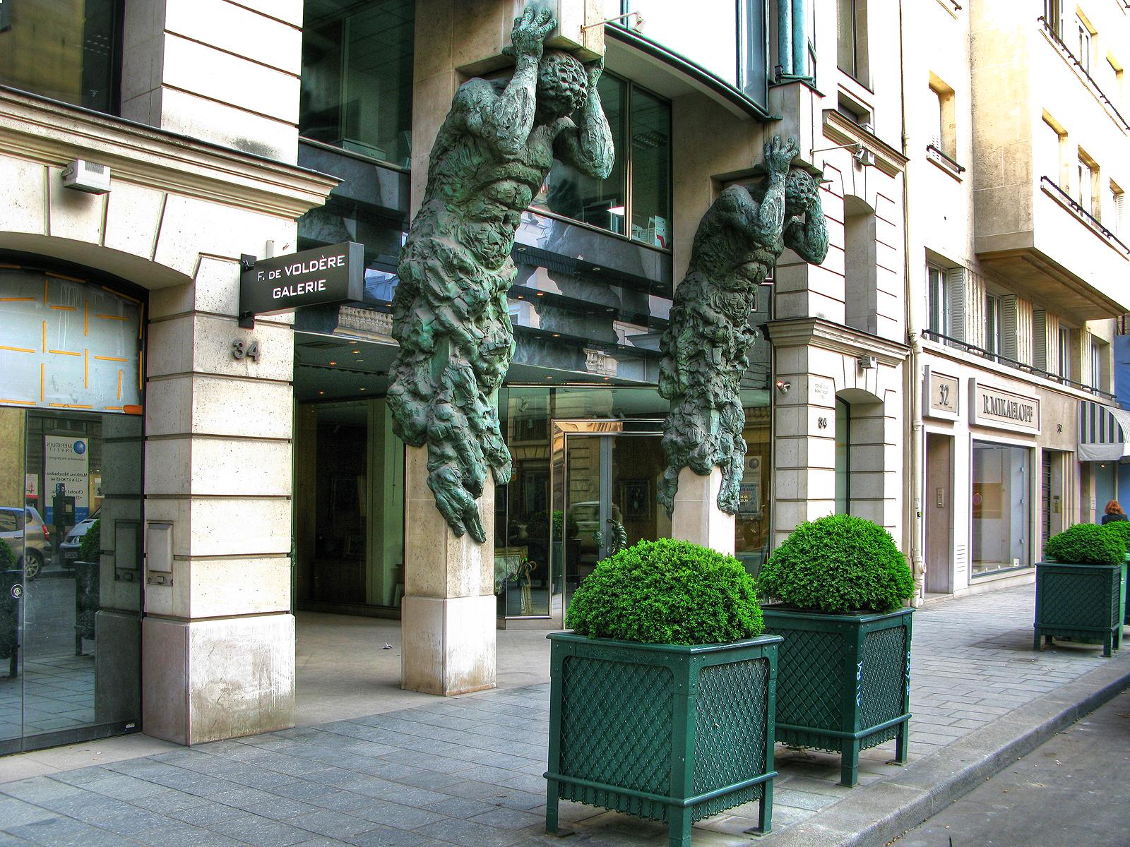 Galerie Florence de Voldere