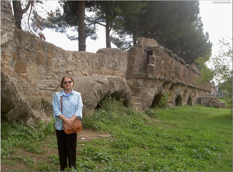 Древнеримские акведуки