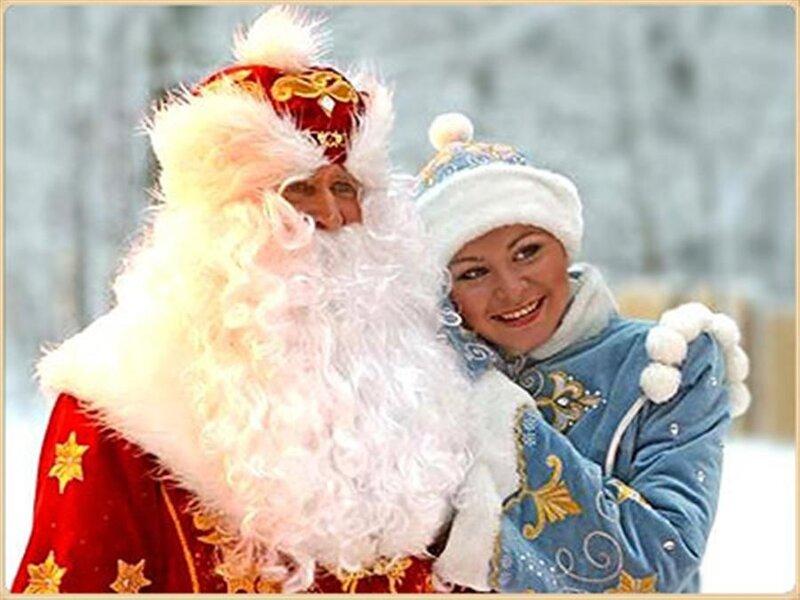 Новый год и рождество на алтае от.