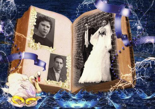 Поздравления с 35 свадьбы сценарий