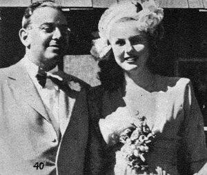 Weds Felix Jackson 13.06.1945.