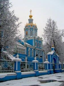 Николо-Архангельский Храм (с. Никольское-Архангельское)