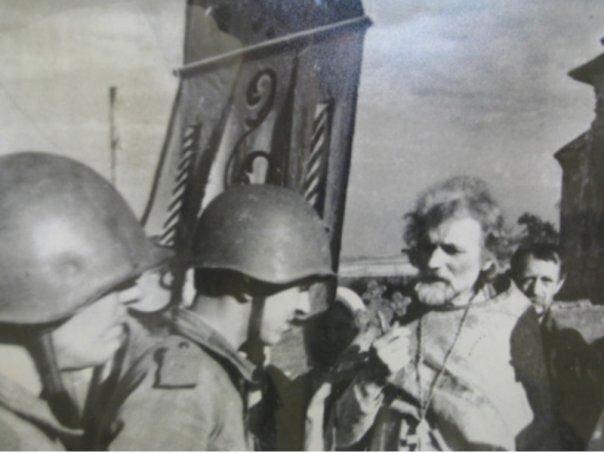 Западная Белоруссия, 1944.