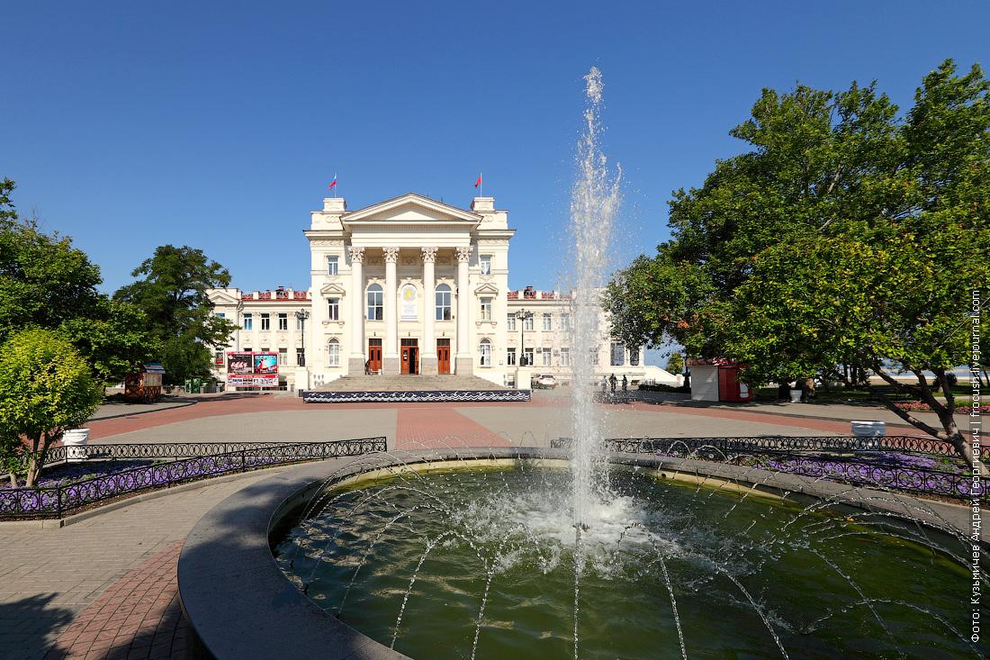 Севастопольский Дворец детского и юношеского творчества