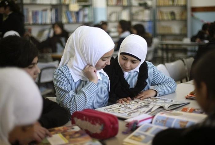 «Язык врага»: в школах сектора Газа учат иврит 0 1308dc 3a7c5910 orig