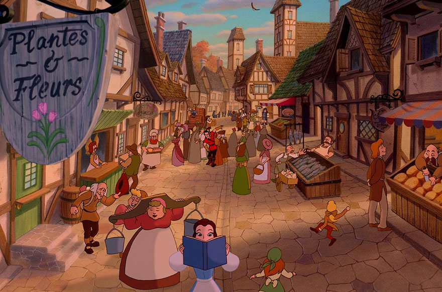 Реальные достопримечательности, вдохновившие Disney и Pixar (34 фото)