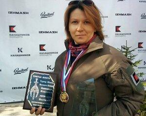 Сurriculum vitæ Наталья Румянцева