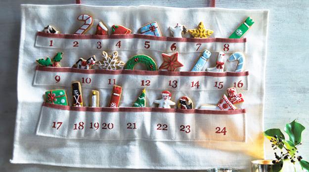 Адвентовский календарь своими руками в вальдорфском саду