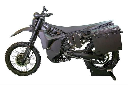 Военный мотоцикл своими руками