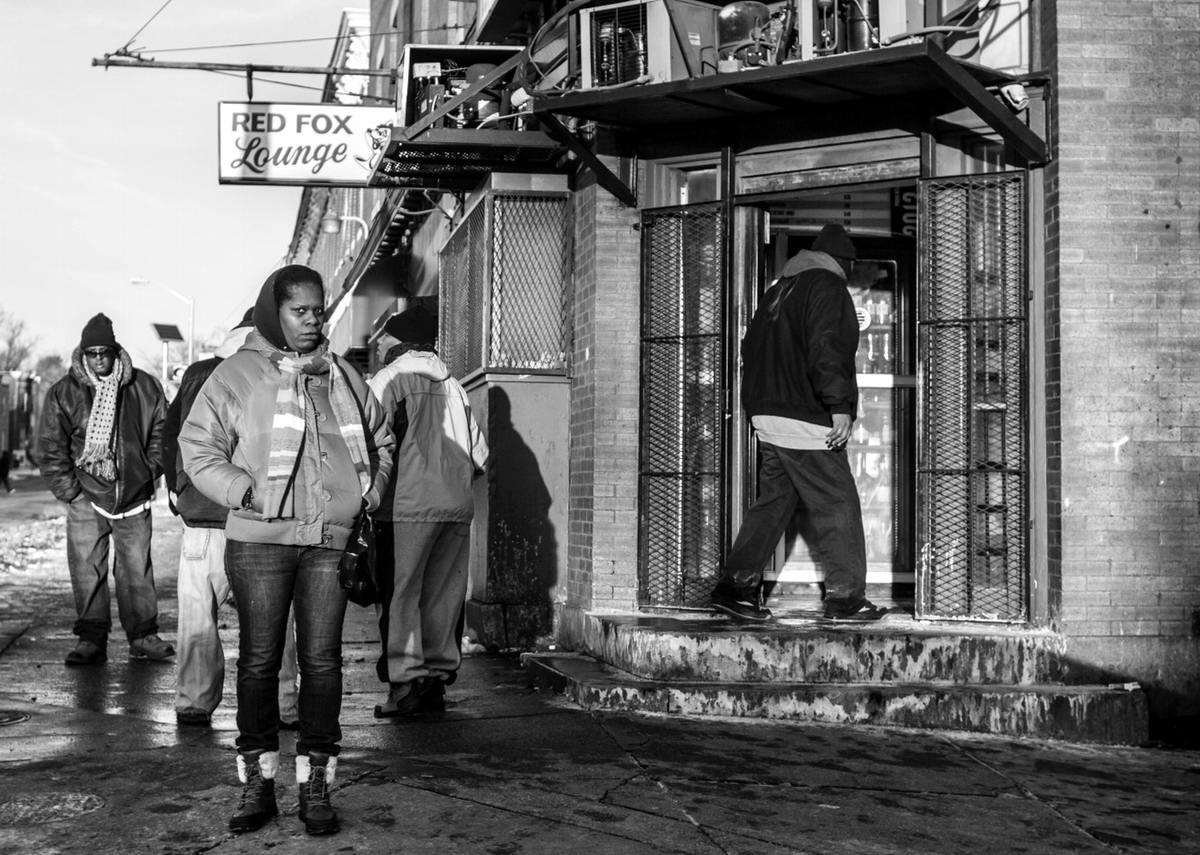 Неулыбчивая Америка: Черно-белая жизнь в бедных кварталах современного Балтимора (22)