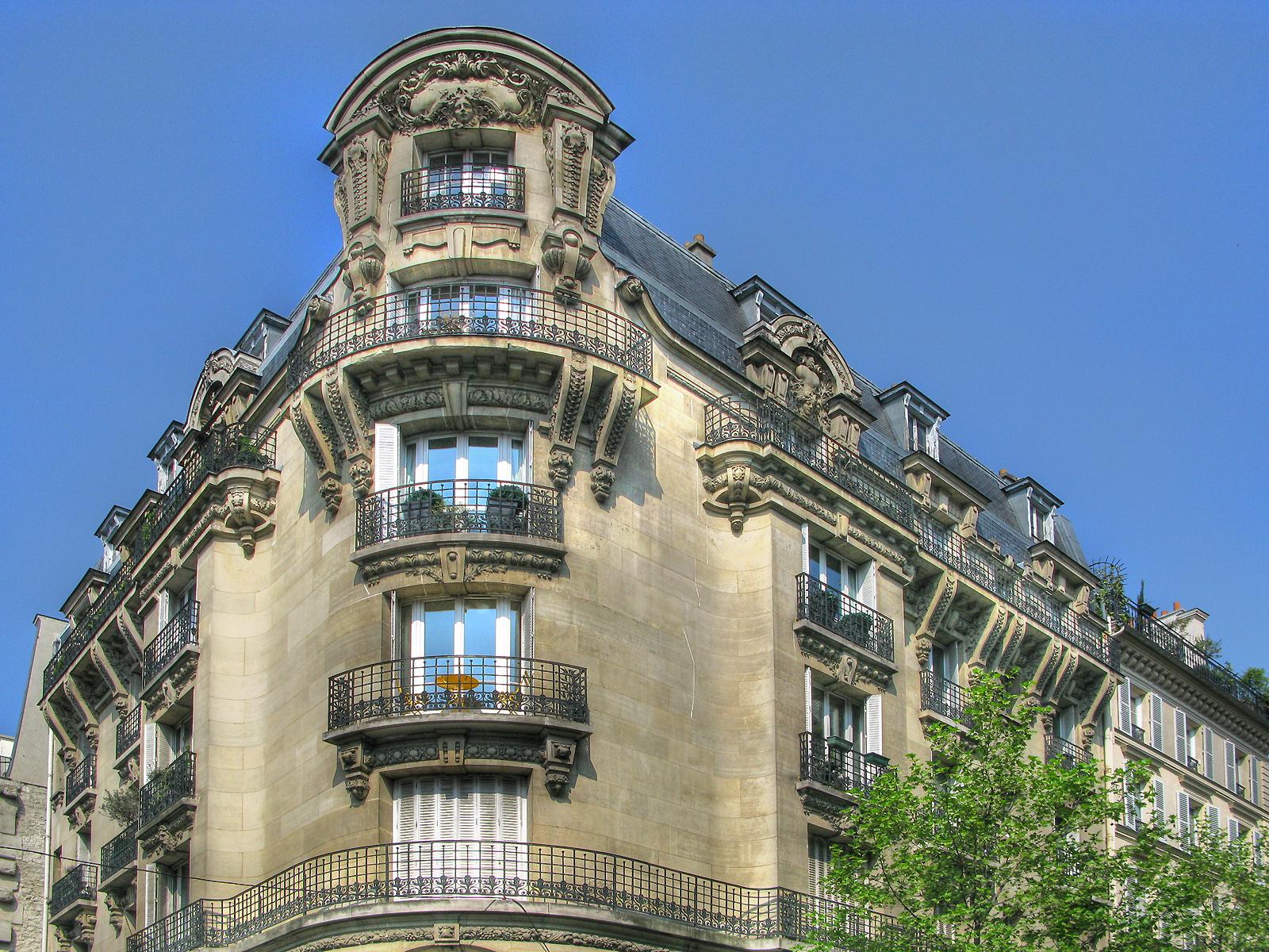 Парижский ажур