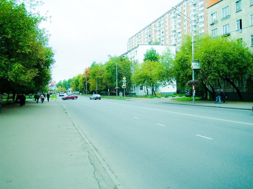 ул. Снежная