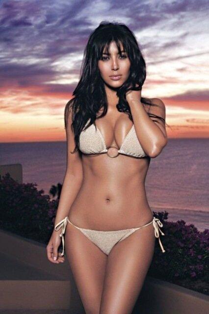Ким Кардашян Kim Kardashian