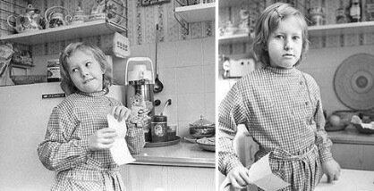 ксения собчак в детстве