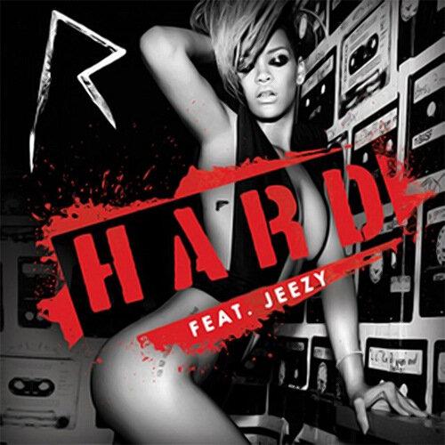 Rihanna - Hard (Feat. Jeezy) (Promo CDS) (2009)
