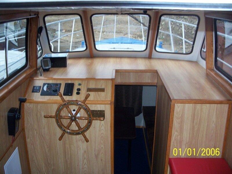 катера каюта фото