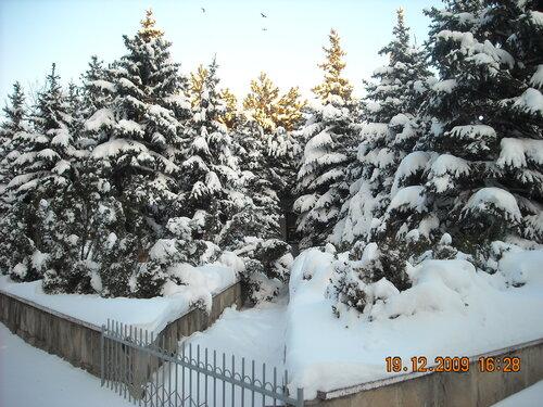 Зима в Кишиневе