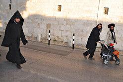 В Иерусалиме оплевывают христиан