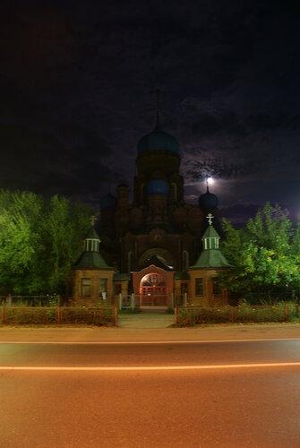 Ликино-Дулёво. Храм Иоанна Богослова