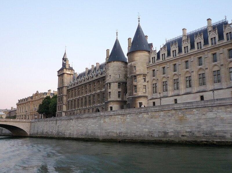 Консьержери. Париж. Франция