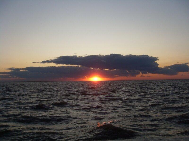 Летний вечер у моря