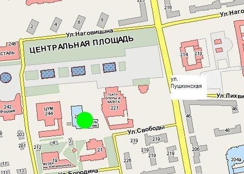 Адрес: ул. Бородина, 25