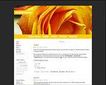 Дизайн для ЖЖ: Чайная роза (S2). Дизайны для livejournal. Дизайны для Живого журнала. Оформление ЖЖ. Бесплатные стили. Авторские дизайны для ЖЖ