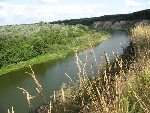 Река Хопёр в районе с. Репное