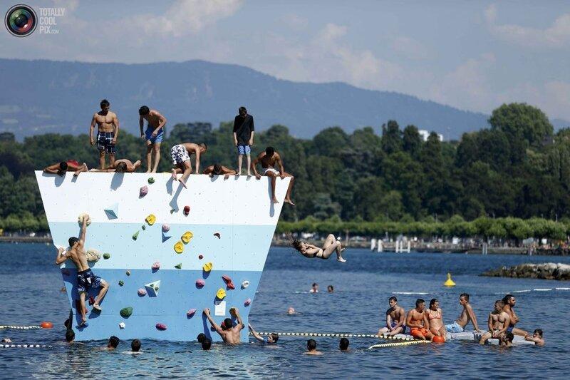 Лето-2015 в Европе