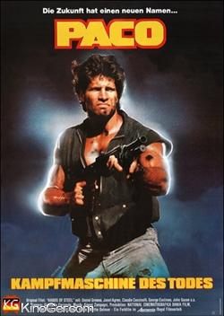 Paco - Kampfmaschine des Todes (1986)