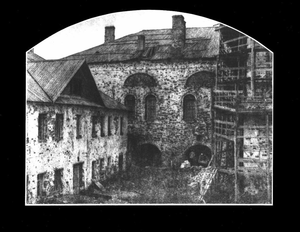 Соловки в 1982 году