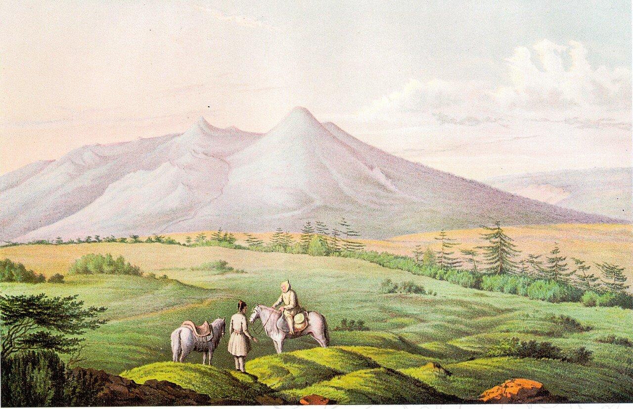32. Вид горы Морекан в окрестносях Охотска.jpg